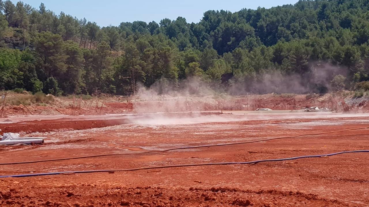 Hydrocovering : efficacité démontrée sur COV, HAP, Résidus pesticides, Hydrocarbures, Amiante, Solvant chlorés, Lindane, métaux lourds.